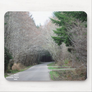 Tunnel Vision Mouse Pad