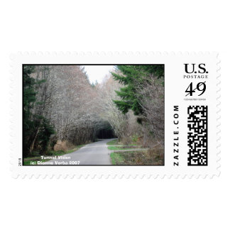 Tunnel Vision Postage