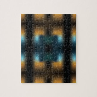 TUNNEL VISION SQUARED JIGSAW PUZZLE