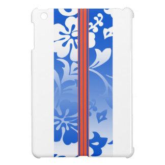 Tunnels Beach Hawaiian Surfboard iPad Mini Cases
