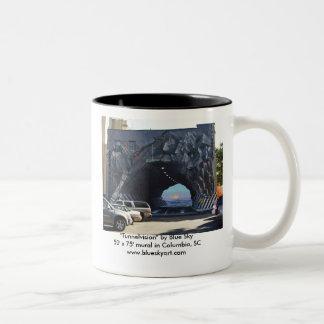 """""""Tunnelvision"""" mug"""