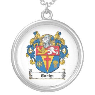 Tuohy Family Crest Pendant