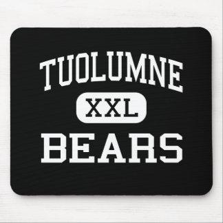 Tuolumne - Bears - Continuation - Tuolumne Mouse Pads
