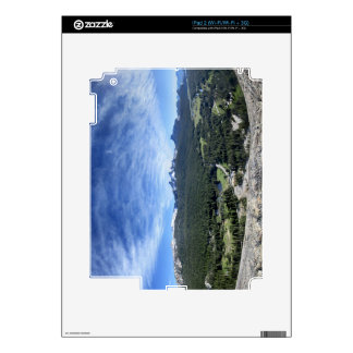 Tuolumne Meadows from Lembert Dome - Yosemite Decals For The iPad 2