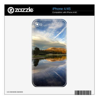 Tuolumne Meadows - Yosemite - John Muir Trail Decal For The iPhone 4S