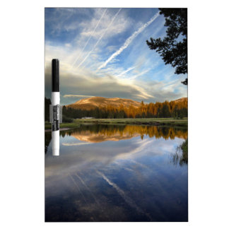Tuolumne Meadows - Yosemite - John Muir Trail Dry Erase Board