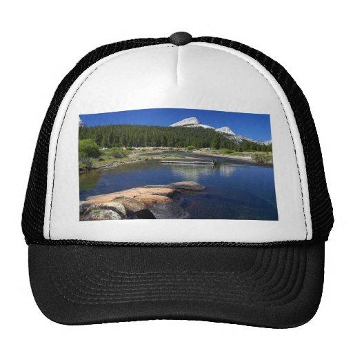 Tuolumne Meadows Yosemite Streams Trucker Hat