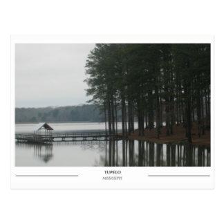 Tupelo Mississippi Postcard