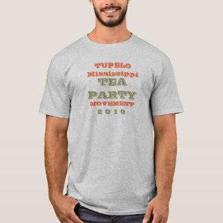 TUPELO MISSISSIPPI TEA PARTY T-Shirt