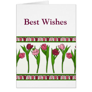 tupink tulips card
