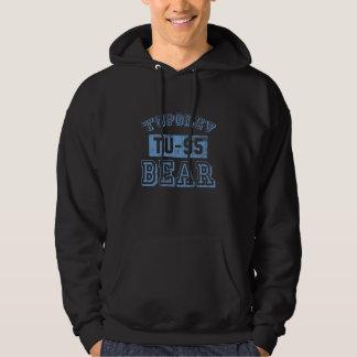 Tupolev Bear - BLUE Hoody