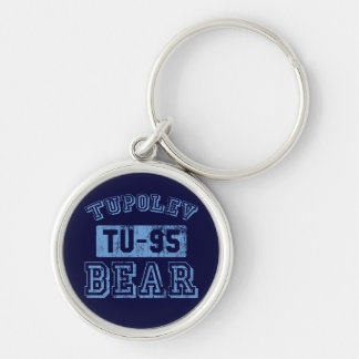 Tupolev Bear - BLUE Keychains