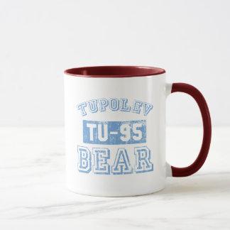 Tupolev Bear - BLUE Mug