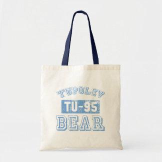 Tupolev Bear - BLUE Tote Bag