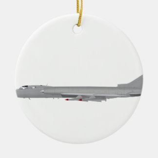 Tupolev Tu-128  Fiddler Ceramic Ornament