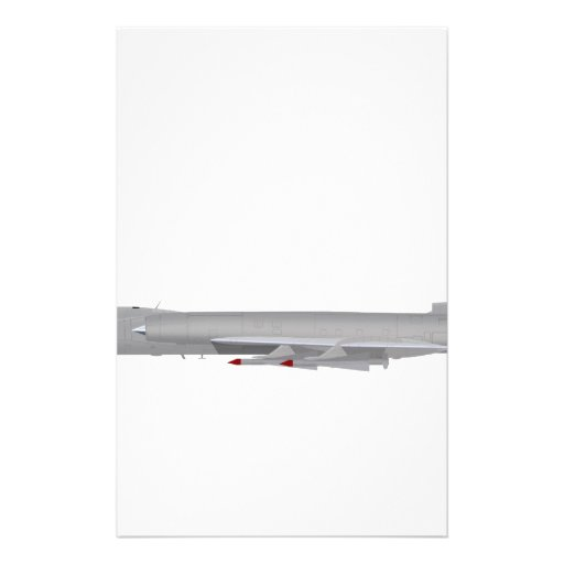 Tupolev Tu-128  Fiddler Stationery