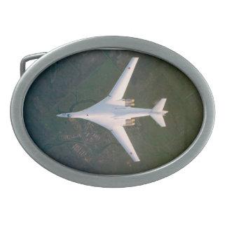 Tupolev Tu-160 Oval Belt Buckle