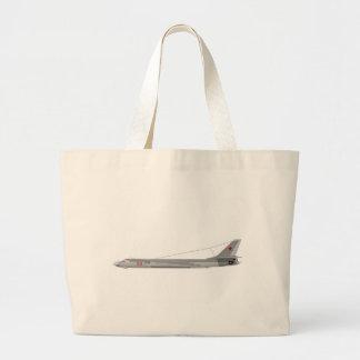 Tupolev Tu-16 Badger Large Tote Bag