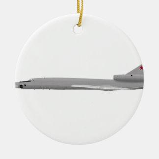 Tupolev Tu-22KD Blinder Ceramic Ornament