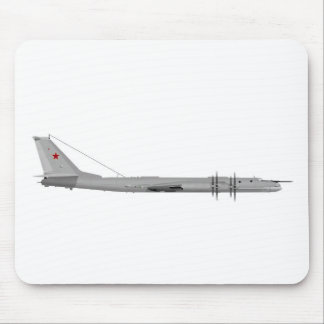 Tupolev Tu-95 Bear Mouse Pad
