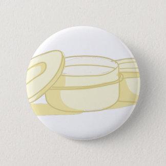 Tupperware Pinback Button