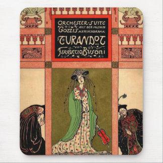 Turandot, una ópera de Puccini Alfombrillas De Ratones