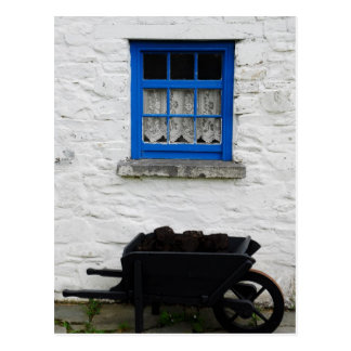 Turba irlandesa postales