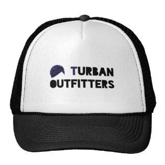 Turban Trucker Hat