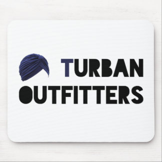 Turban Outfitters Mouse Pad