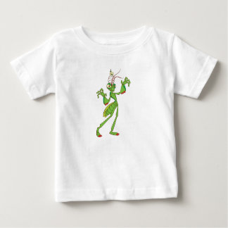 Turbante asustadizo del eveil de la mantis t-shirts