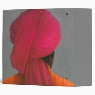 """Turbante rosado carpeta 2"""""""