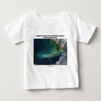 Turbid Waters Off Southern Florida & Florida Keys T Shirt