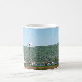 Turbin tower coffee mug