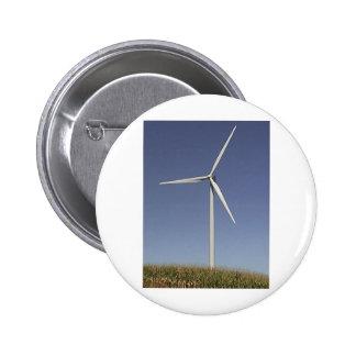 Turbina de viento pin redondo de 2 pulgadas