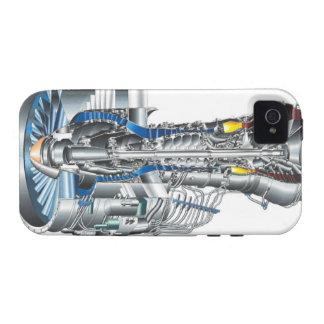 Turbina Case-Mate iPhone 4 Fundas