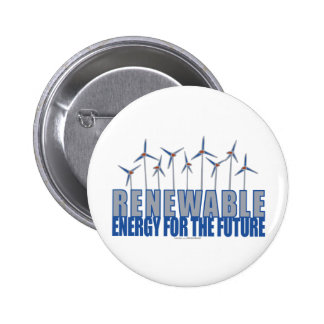 Turbinas de la energía eólica pin redondo de 2 pulgadas