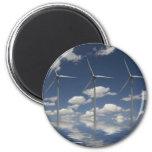 Turbinas de viento de Syncronised Imán