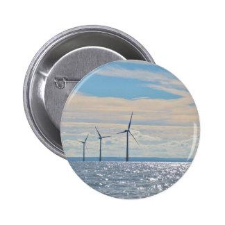 Turbinas de viento pin redondo de 2 pulgadas
