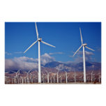 Turbinas de viento poster