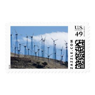 Turbinas de viento sello