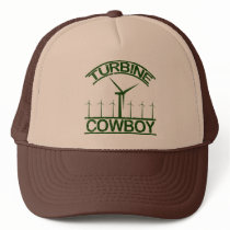 Turbine Cowboy Trucker Hat