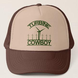 Turbine Cowboy Trucker Hat