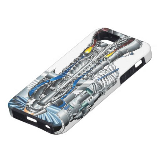 Turbine iPhone 5 Case