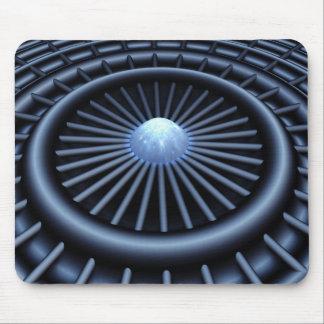 Turbine Mouse Pad