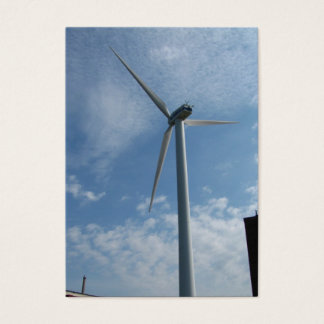 Turbine Power ~ ATC Business Card