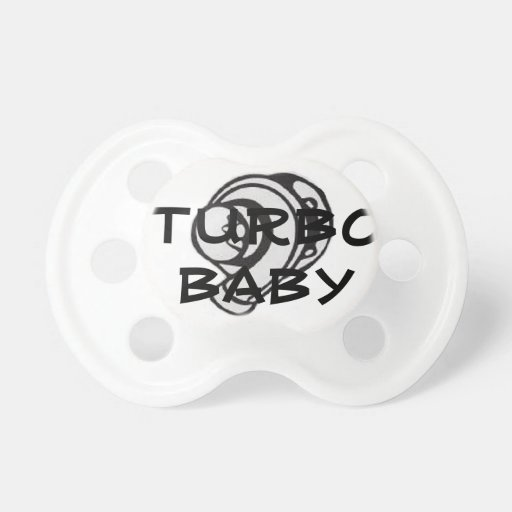 TURBO BABY PACIFIER