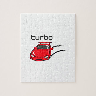 TURBO CAR PUZZLES