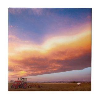 Turbo Charged Country Sky Ceramic Tiles