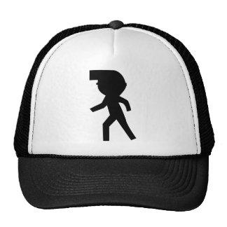 turbo guy trucker hat