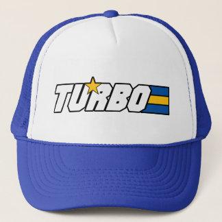 TURBO hat, swedish style! Trucker Hat